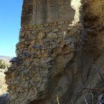 estado inicial cimientos torre Albacar Mula