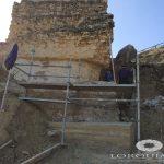 zapata-de-cimentacion Castillo Mula