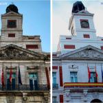 comparativa-puerta-del-sol-antes y despues restauracion Lorquimur 2017