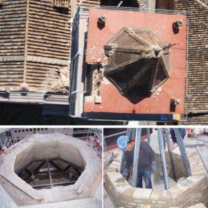Reconstruccion Iglesia San Mateo Lorca