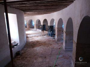 Restauración fábrica de paños lorquimur