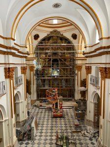 Restauración Iglesia San Pedro II